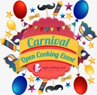 CARNIVAL CAN BE SO SWEET! στο Kids Cooking Club!