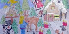 Γράψε τη δική σου Χριστουγεννιάτικη Ιστορία